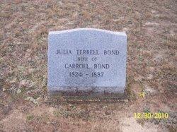 Julia <i>Terrell</i> Bond