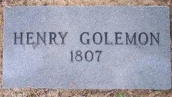 Henry Golemon