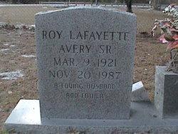 Roy Lafayette Avery, Sr