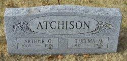 Thelma M Atchison
