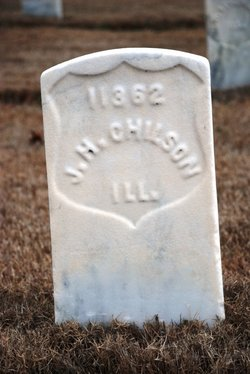 Pvt John H Chilson