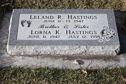 Lorna Kay Hastings