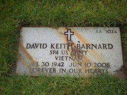 David Keith Barnard