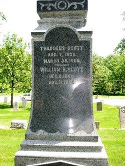 Thaddeus Scott