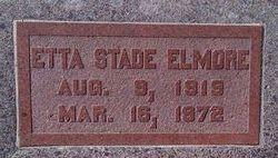 Etta H. Attie <i>Stade</i> Elmore