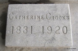 Catherine <i>Dunn</i> Crooks
