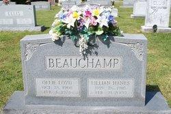 Lillian <i>Hanes</i> Beauchamp