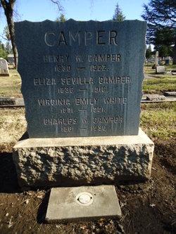 Eliza Sevilla <i>Garrison</i> Camper