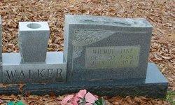 Wilmot Jane <i>Eddy</i> Walker