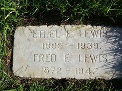 Ethel Kagy <i>Elliott</i> Lewis