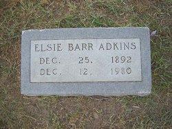 Elsie <i>Barr</i> Adkins