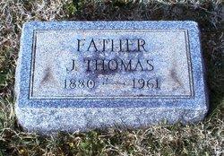 J Thomas Slonaker