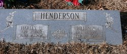 Harley U Henderson