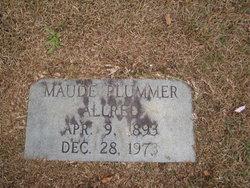 Maude <i>Nance Plummer</i> Allred