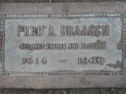 Frederick Arthur Fred Braasch