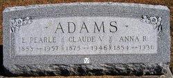 Claude Vieley Adams