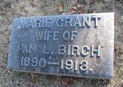 Marie <i>Grant</i> Birch