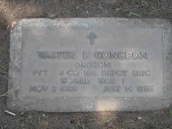 Walter Congdon