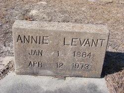 Annie Levant