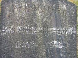 Mrs Miner Ablehearte