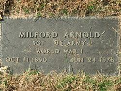 Milford Arnold