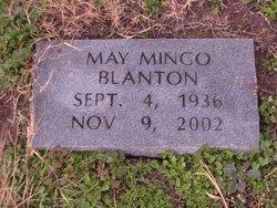 May <i>Mingo</i> Blanton