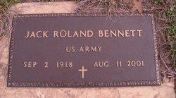 Jack Roland Bennett