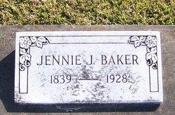 Jennie J. Baker