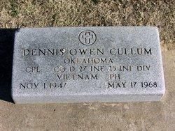 Dennis Owen Cullum