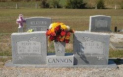 Perry N. Cannon