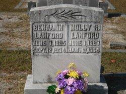 Benjamin Lanford