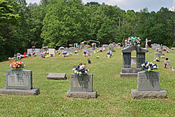Shoal Creek Baptist Church Cemetery