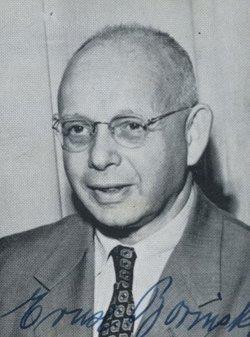 Ernst Borinski