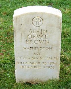 Alvin O Brown