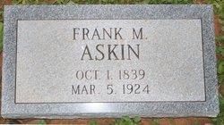 Frank M. Askins