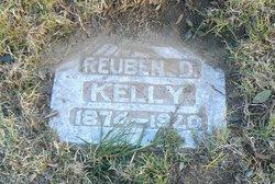 Reuben Davis Kelly
