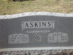 Nancy <i>Eary</i> Askins
