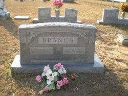 Rosa M. <i>Elliott</i> Branch