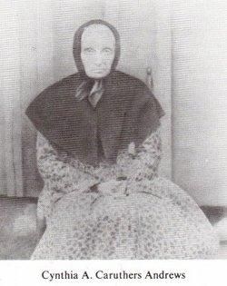 Cynthia A. <i>Caruthers</i> Andrews