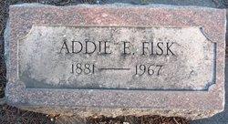 Addie E. Fisk