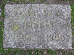 Beaulah Velma Aunt Boots <i>Brogdon</i> Tiffin