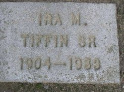 Ira Milton Uncle Arie Tiffin, Sr