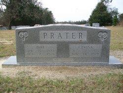 Edwina <i>Starkey</i> Prater