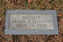 Marie Irene <i>Breighner</i> Lehman