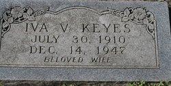 Iva Vanila <i>Cheever</i> Keyes