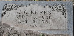 Joseph Charles JC Keyes
