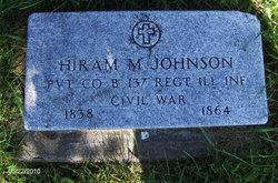 Hiram M Johnson