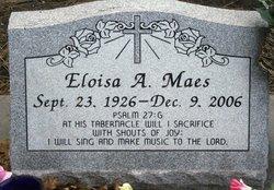 Eloisa A Maes
