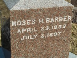 Moses Hazzard Barber