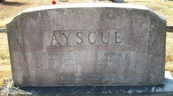 Edward Dugar Ayscue
